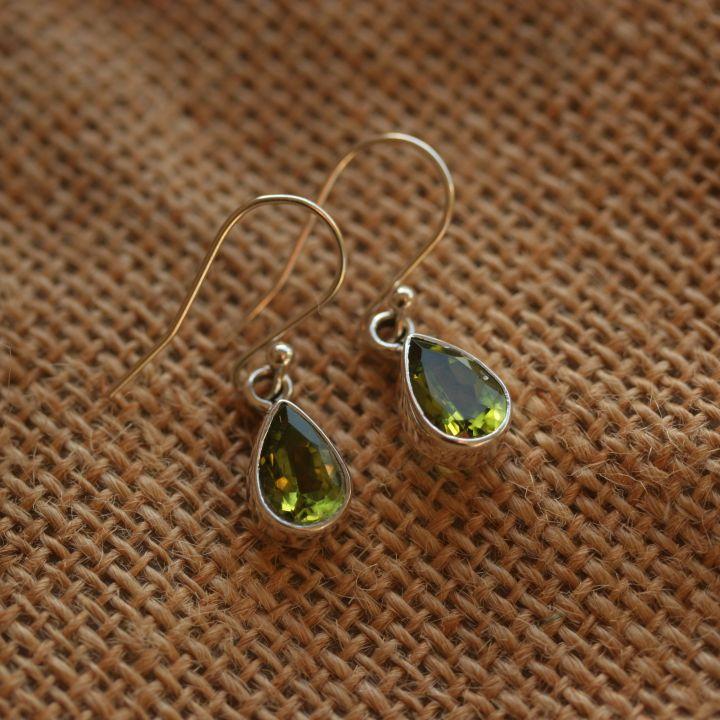Best Silver Earrings | Silver Jewelry MZ85